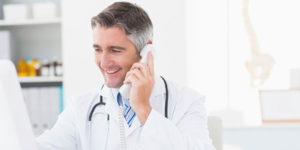 Consultation en ligne ou par téléphone